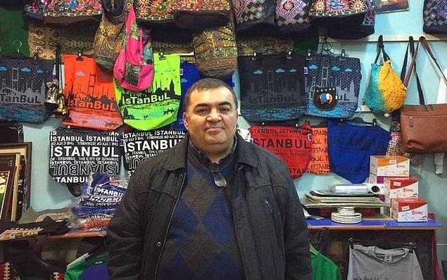 """""""Avrupalı turist İznik çinisinin ne olduğunu bilir, Arap turist ise halı, deri, çini almaz"""""""