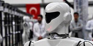 Kendi Fabrikasında İnsansı Robot ADA GH5'i Üreten Yerli Firma AKINSOFT Dünyaya Kafa Tutuyor! 🤖