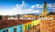 Zamanda Yolculuk Yapmak İsteyenler İçin Tarihin Üzerine Kurulmuş 25 Dünya Şehri