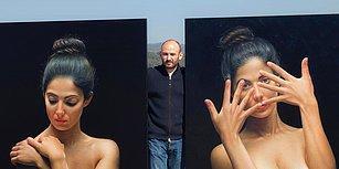 Aşırı Gerçekçi Resimleriyle Hayranlık Uyandıran Sanatçı: Omar Ortiz Artista
