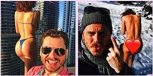 Instagram'da Sevgilisinin Çıplak Fotoğraflarını Paylaşarak Genişlikte Alman Otobanlarıyla Yarışan Adam