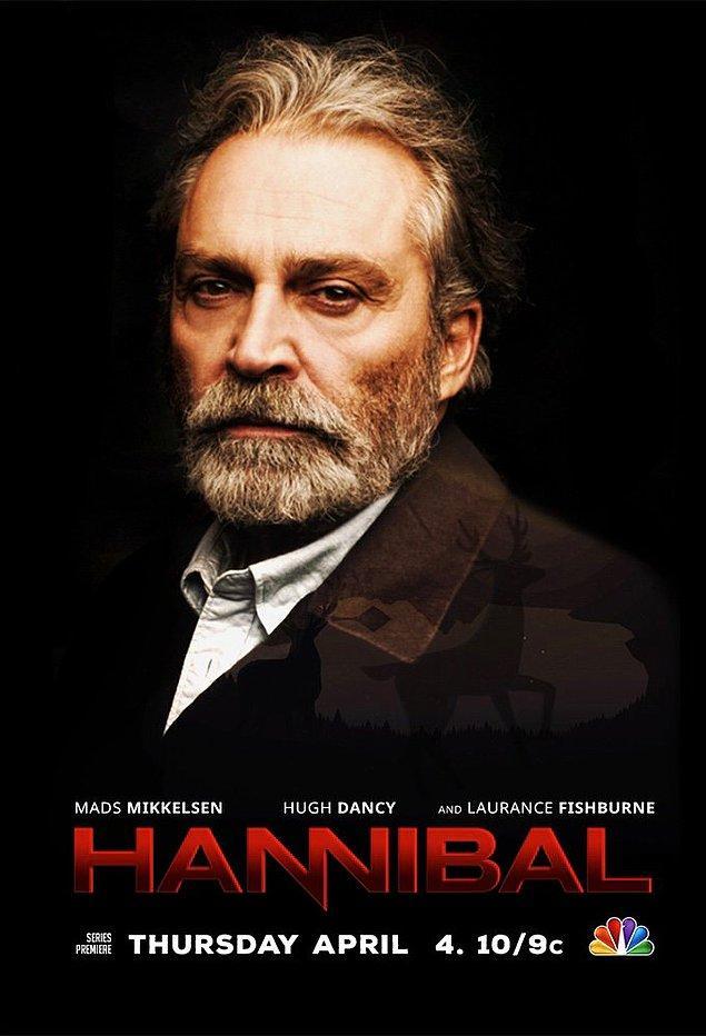 Haluk Bilginer-Hannibal