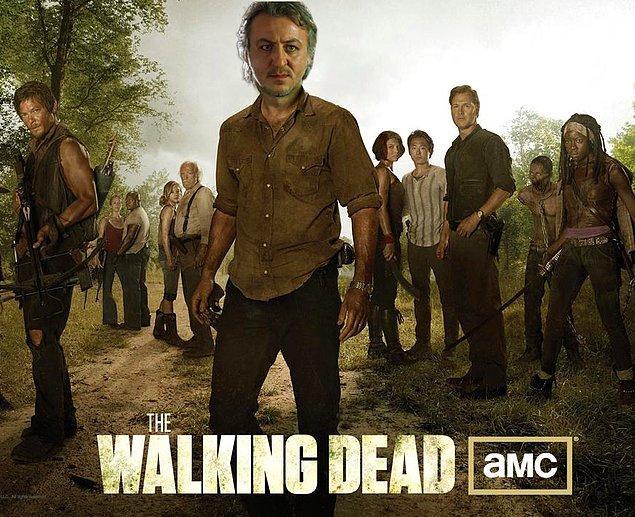 The Walking Dead-Barış Falay