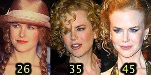 Yıllara Meydan Okuyan Güzelliği ve Yeni Nesile Taş Çıkartan Cildiyle Nicole Kidman'ın Bakım Sırları