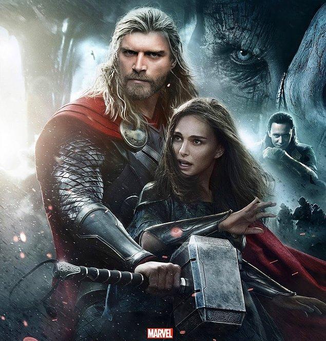 Thor-Kıvanç Tatlıtuğ