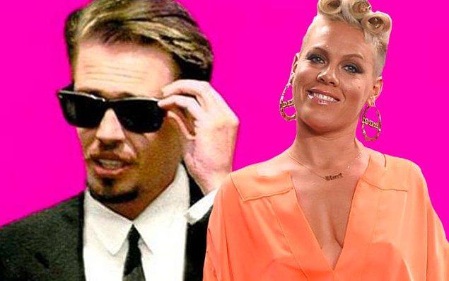 13. Pink, ismini 'Rezervuar Köpekleri' filmindeki Bay Pink karakterinden esinlenerek aldı.