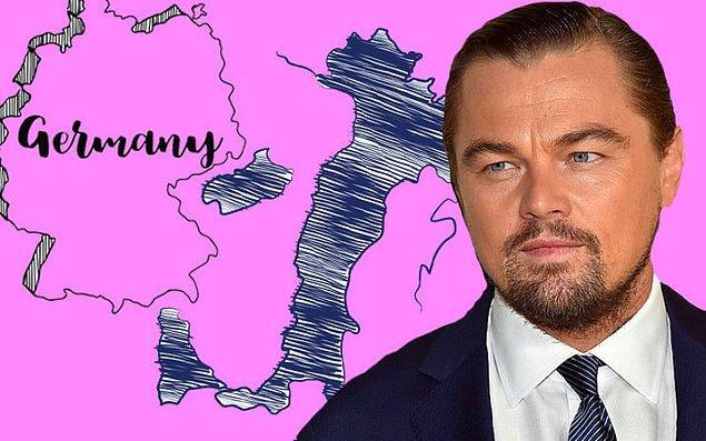 17. Leonardo DiCaprio, çocukluğunun bir kısmını Almanya'da geçirdi ve hem Almanca hem de İtalyanca konuşabiliyor.