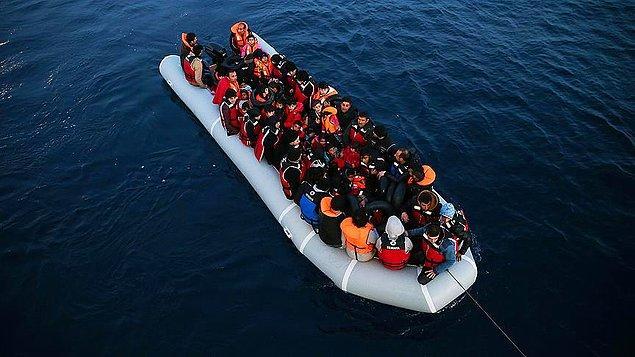 Mart 2016'da anlaşmanın imzalanmasının ardından Türkiye'den botlarla Yunanistan'a geçen göçmen sayısı büyük oranda azalmıştı.
