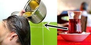 Yağlı Saçlardan Kurtulmanız İçin Uygulayabileceğiniz Basit Doğal Çözümler