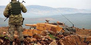 Zeytin Dalı Harekâtı'nda 8. Gün: TSK İki Askerin Şehit Düştüğünü Açıkladı