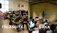 Dünyanın Dört Bir Tarafından Öğrencilerin Eğitim Gördüğü 24 Sınıf Ortamı