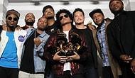 60. Grammy Ödülleri Sahiplerini Buldu: Geceye 6 Ödülle Bruno Mars Damgasını Vurdu