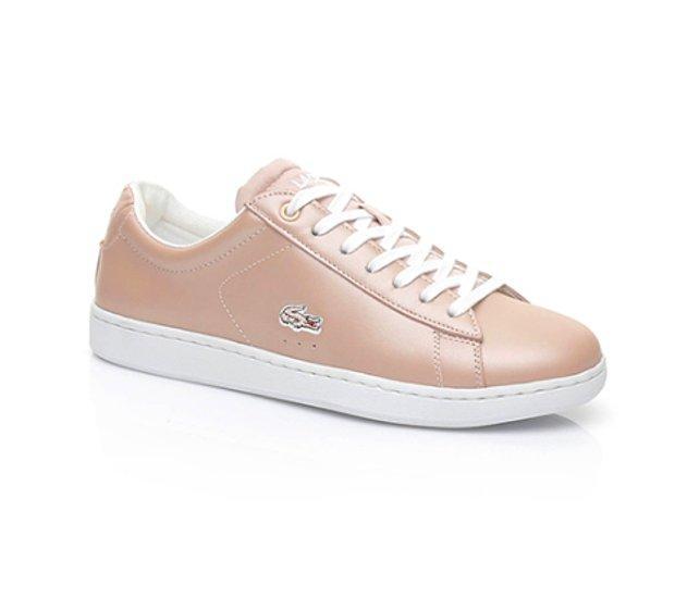 Lacoste Carnaby Evo Pembe Sneaker