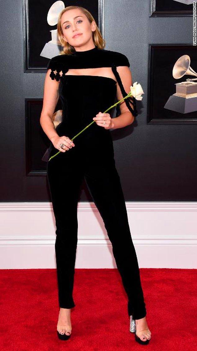 9. Miley Cyrus