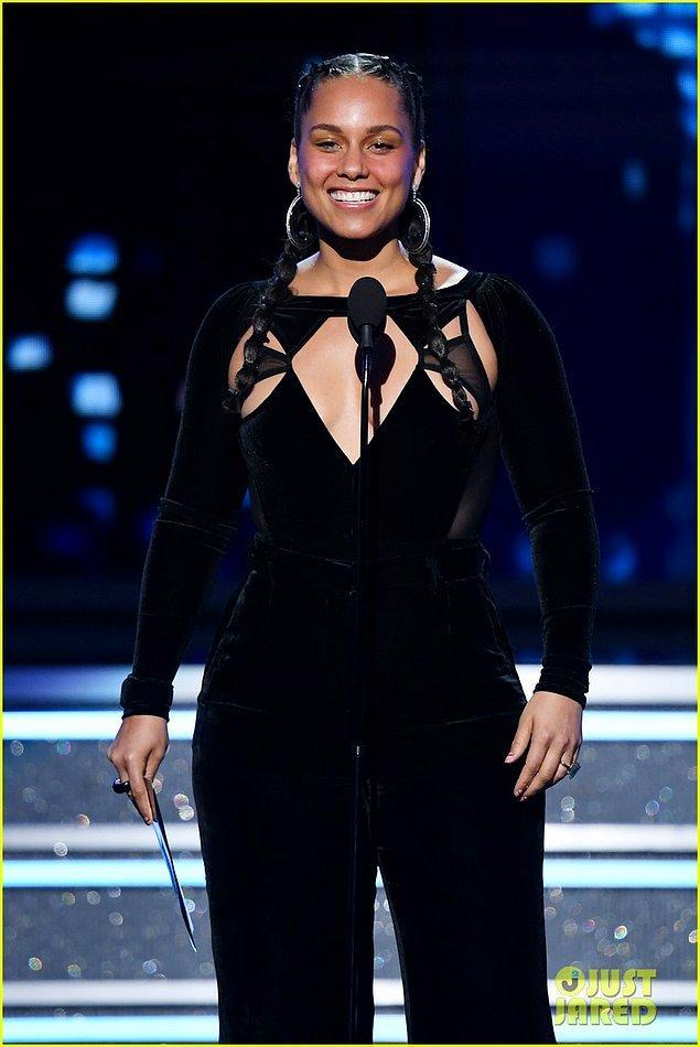 21. Alicia Keys