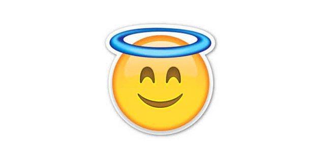 Yardımsever, anlayışlı ve sevecen emoji!