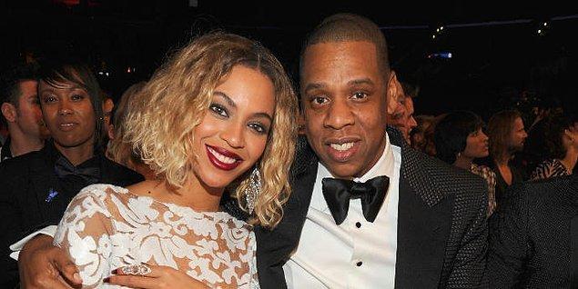 13. Beyonce & Jay-Z