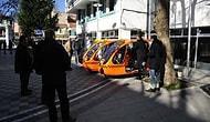Lüleburgaz'ın İklim Değişikliği ile Mücadelesi! Türkiye'de İlk Kez 'Elektrikli Bisiklet Taksiler' Hizmete Başladı