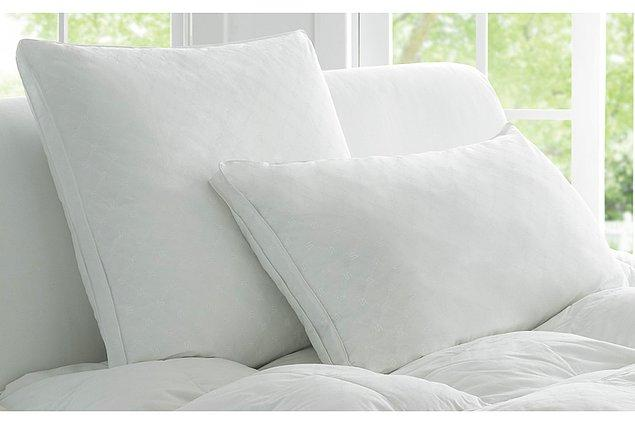 4. Nasıl bir yastık kullanıyorsun?