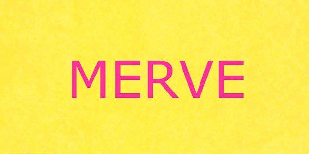Merve/Burak