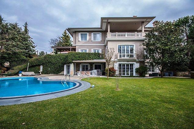 Dizinin büyük bölümünün çekildiği Kemer Country içinde villaların bulunduğu lüks bir mahalle.