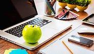 Ofiste Oturarak Çalışmanız Zayıflamaya Engel Değil! İşte Kilo Vermenize Yardımcı Öneriler
