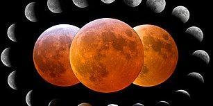 NASA'nın Canlı Yayınından 152 Yıl Sonra Gerçekleşen 'Süper Mavi Kanlı Ay'ı İzleyebilirsiniz!