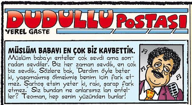 Dudullu'nun dışındaki gündemi de takip ediyordu Dudullu Postası.