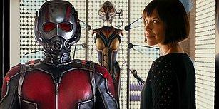 Marvel'ın Yeni Bombası 'Ant-Man And The Wasp's' Filminden İlk Fragman Geldi