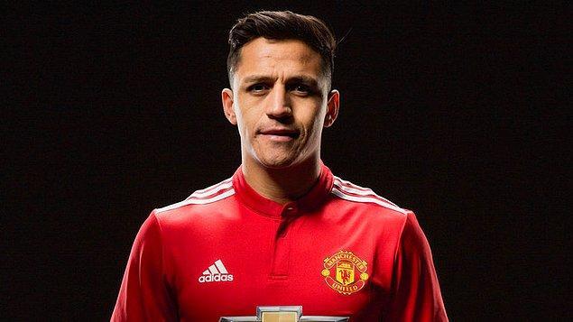 9. TAKAS: Alexis Sánchez  ➡ Manchester United / Mkhitaryan ➡ Arsenal