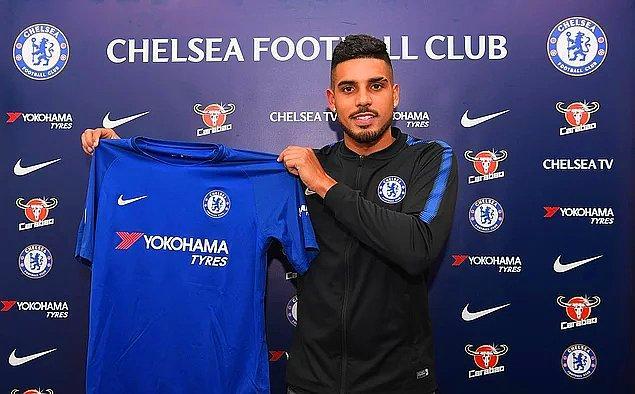 17. Emerson: 20 Milyon Euro (Roma ➡ Chelsea)
