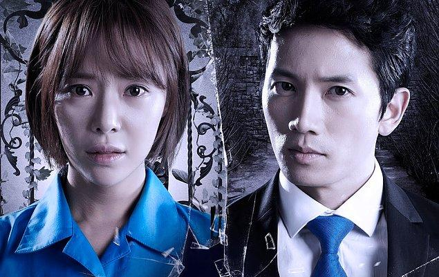 Dizinin başrollerinde Kore'nin iki dev ismi Ji Sung ve Hwang Jung Eum var.