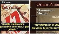 Türk Roman Tarihine Damga Vuran 20 Türkçe Kitabın Giriş Cümlesi