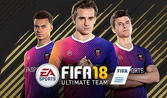 Kol Kırdıran, Kafayı Yedirten Bir Oyun Modu: FIFA 18 Ultimate Team Hakkında Her Şey