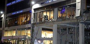 Ankara Valiliği: 'Patlamada Bomba Düzeneği Bulundu, 8 Kişi Gözaltında'