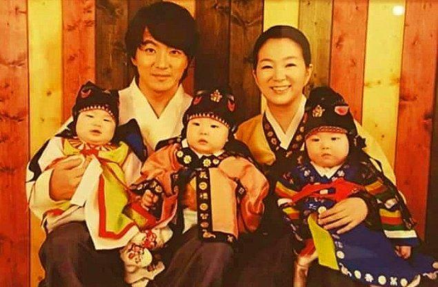 Oyuncu, hayatını 2008 yılında Hakim Jung Seung Yeon ile birleştirdi ve dünyalar güzeli üç çocukları oldu.