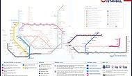 İstanbul Metro Hatlarını Görünce İlk Akla Gelen Şeyler