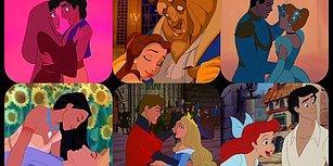 Sevgilinle Hangi Disney Çifti Ruhuna Sahipsiniz?