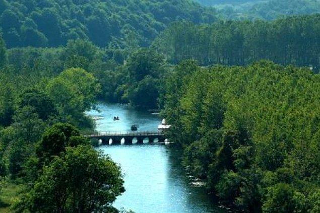 7. Istıranca ormanlarının bağrından kopan, tertemiz plajlarıyla şirin mi şirin bir balıkçı köyü: Kıyıköy