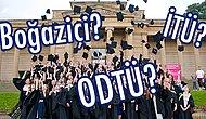 Hatırladığın Lise Bilgilerine Göre Hangi Üniversiteye Gitmelisin!
