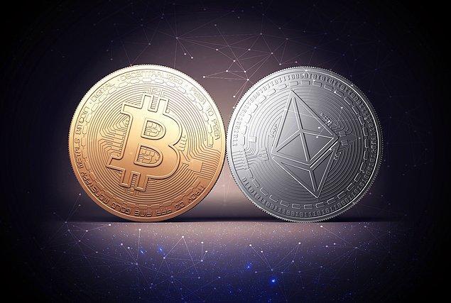 Ethereum ile Bitcoin Arasındaki Farklar Nelerdir?