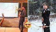 Hem Gezgin Hem Manken Hem de Takım Elbiseli Bir Kahraman: Seksi Matematik Hocası Robert ile Tanışın!