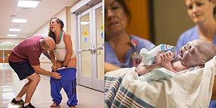 Acısıyla Tatlısıyla En Kutsal Şey; Annelik! Acil Servis Koridorunda Çarpıcı Bir Doğum Öyküsü