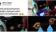Haddini Bildirdik! Bakanın Sözünü Kestiği İçin Sesi Kısılan Robot Sanbot'un Goygoyunu Yapan 15 Kişi