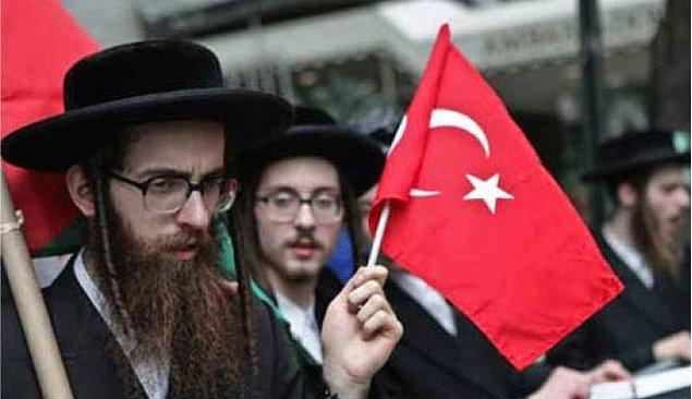 4500 Yahudi göç etti iddiası