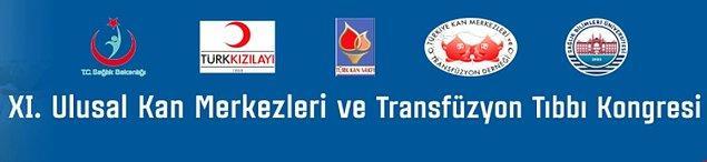 Kongre 11 - 15 Mart 2018 tarihleri arasında Antalya'da  yapılacak.