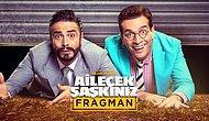 Ahmet Kural ve Murat Cemcir'in Yeni Filmi 'Ailecek Şaşkınız'dan Fragman Geldi