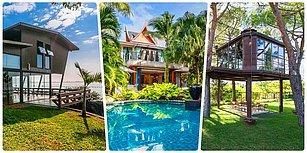Dünyanın Dört Bir Yanından Gidince Bir Ömür Kalmak İsteyeceğiniz 10 Airbnb Evi!