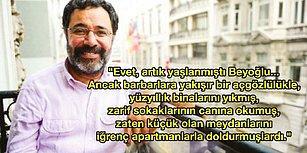 'Beyoğlu'nun En Güzel Abisi' Ahmet Ümit'in Kitaplarından İçimizi Titreten Birbirinden Etkileyici 15 Alıntı