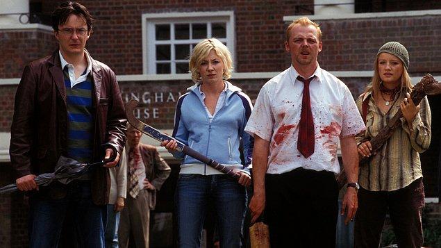4. Zombilerin Şafağı / Shaun of the Dead (2004)